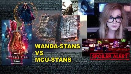 WandaVision Episode 9 BREAKDOWN! Spoilers! Easter Eggs & Ending Explained!
