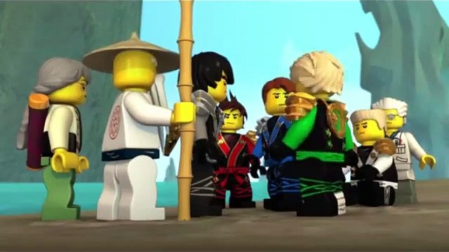 LEGO Ninjago Masters of Spinjitzu - Se2 - Ep13 - Rise Of The Spinjitzu Master HD Watch