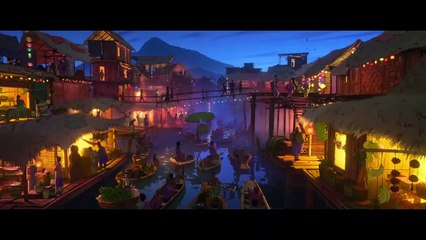 Raya and the Last Dragon _ Crafting Raya Featurette