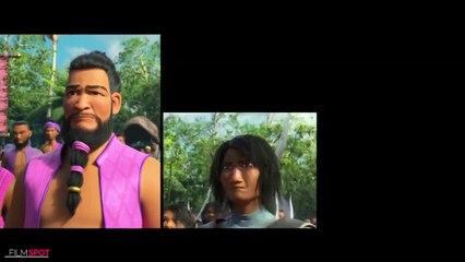 RAYA AND THE LAST DRAGON -Tuk Tuk- Trailer