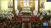 Canto de penitencia en la misa en Bagdad