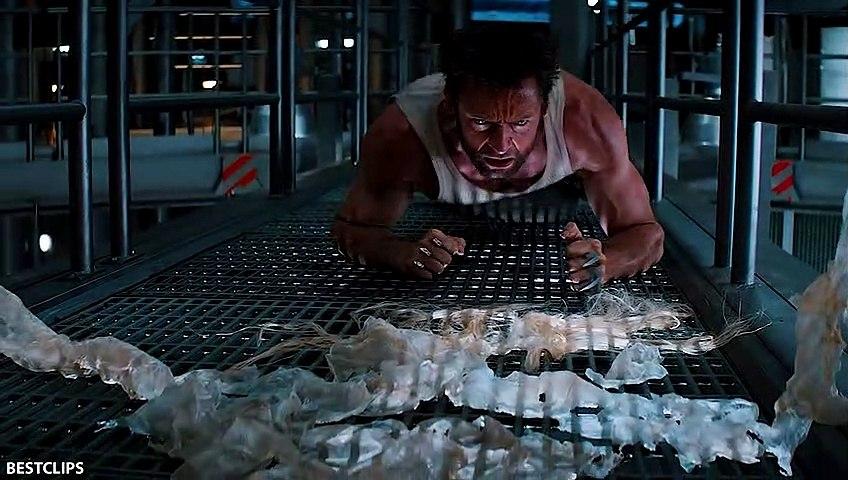 Yukio vs Viper - Fight Scene - The Wolverine (2013)