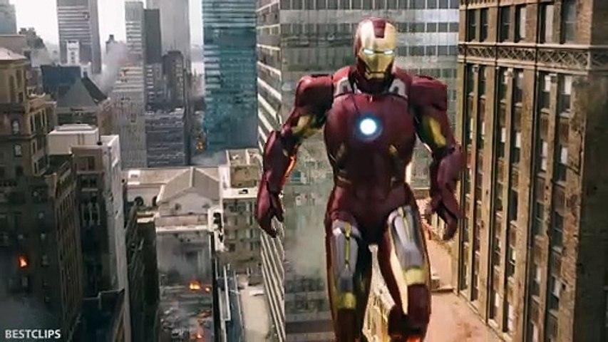 Bruce Banner -I'm Always Angry- - Hulk SMASH Scene - The Avengers (2012)