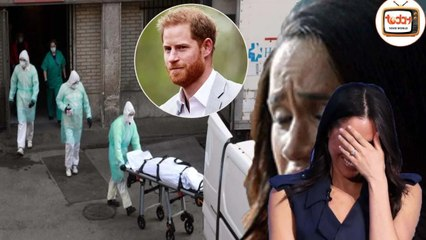 Meghan screamed in pain... Prince Harry's body was taken from hospital (unable to be saved anymore)