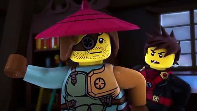 LEGO Ninjago Masters of Spinjitzu - Se5 - Ep03 - Stiix and Stones HD Watch