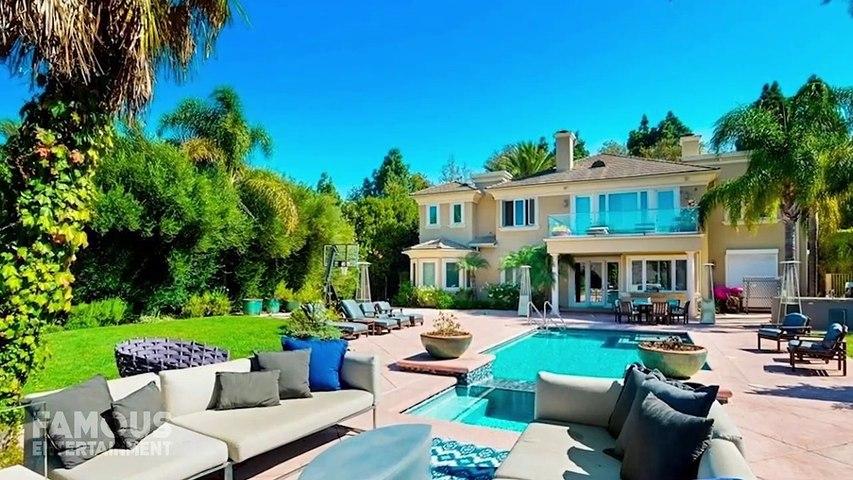 Rob Dyrdek _ House Tour _ His $6 Million Beverly Hills Mansion
