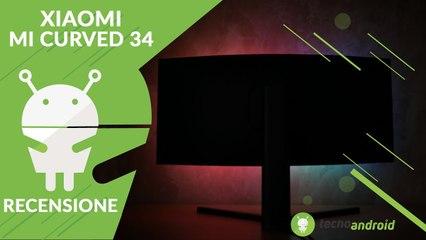"RECENSIONE Xiaomi Mi Curved 34"": il best-buy assoluto tra gli ultrawide"