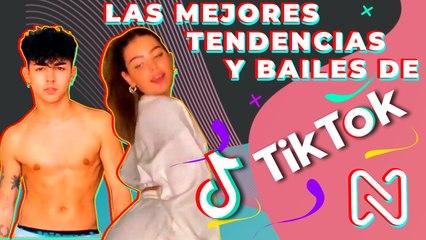Las Mejores Tendencias y Bailes De TikTok  2021 - Marzo