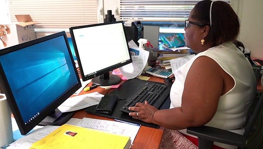Marielle, une femme au service de la statistique agricole pendant 40 ans