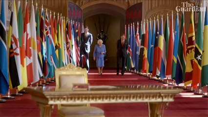 Queen hails togetherness in Commonwealth Day address