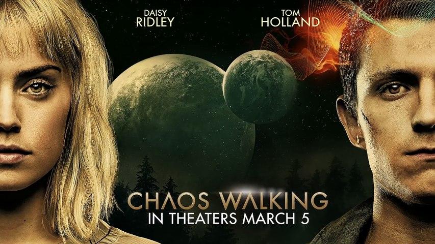 CHAOS WALKING New Clip