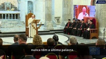 Papa Francisco em Quaraqosh