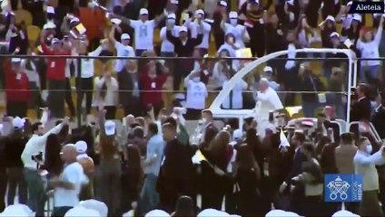 Papa Francisco chega em Erbil, Iraque