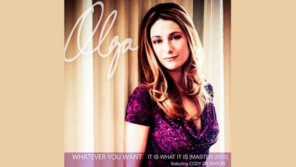 Olga - It Is What It Is (Master 2012)