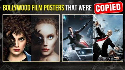Kareena, Varun, Kangana, Akshay's Film Posters COPIES From Hollywood