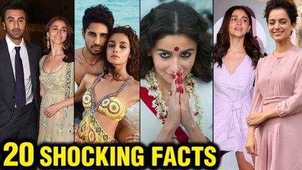 Alia Bhatt 20 SHOCKING Controversies | Gangubai Kathiawadi, Trolls, Fight With Kangana