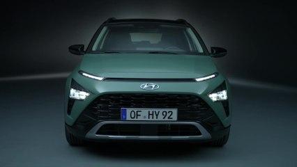 The all-new Hyundai BAYON Exterior Design