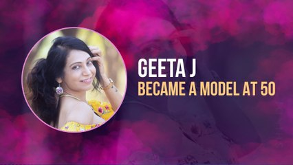 Women's Day Special: Geeta J's story of smashing ageism and achieving her dream | Invincibles