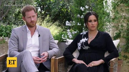 Meghan Markle Says She Had 'Suicidal Thoughts' and Was Denied Help From Royal Family