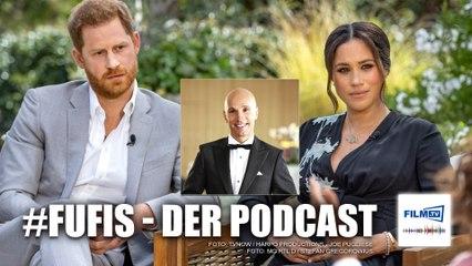 Meghan und Harry: Adelsexperte Michael Begasse hat das Interview schon gesehen // FUFIS