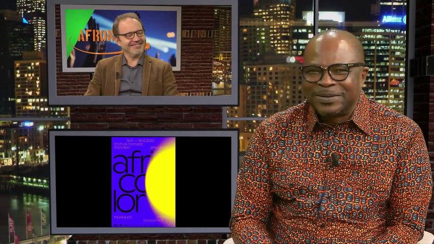 Afronight avec AFRICOLOR TELESUD 08/03/21