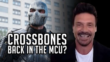 Turning Down A Spot In 'Avengers: Endgame'? (Interview With Frank Grillo)