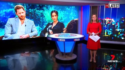 Prince Harry and Meghan reveal Charles stopped taking their calls before royal announcement _ 7NEWS