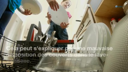 Lave-vaisselle : dans quel sens faut-il ranger les couteaux ?