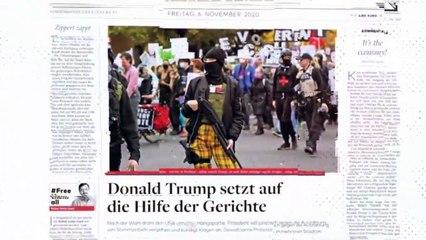 AMLO tras de Peña Nieto, atentados terroristas del islam y ¿Biden presidente, Trump a tribunales_