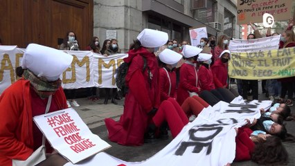 Reportage - Les sages-femmes rouges de colère - Reportage - TéléGrenoble