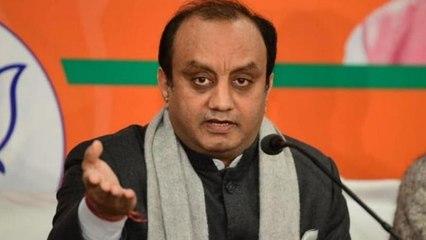 BJP Sudhanshu Trivedi speaks on fuel price hike