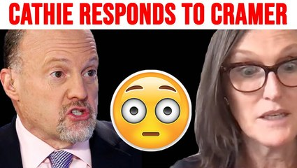 What Cathie Wood REALLY Wanted to Say About Jim Cramer | Money Drama