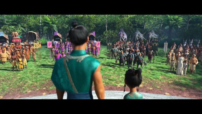 RAYA AND THE LAST DRAGON Clip (2021)