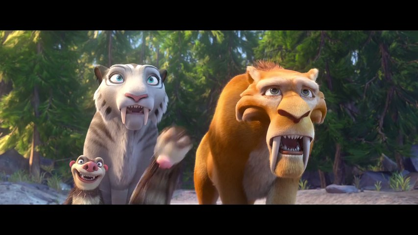 ICE AGE- COLLISION COURSE Clip - -Electrical Storm- (2016)