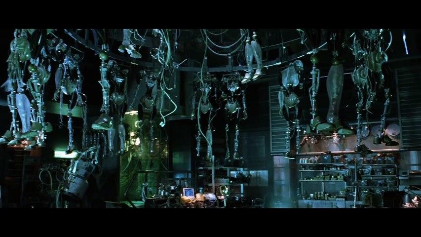 I ROBOT Clip - -Three Laws- (2004)