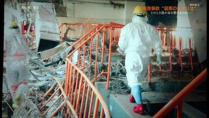 """ETV特集「原発事故""""最悪のシナリオ""""~そのとき誰が命を懸けるのか~2/2」20210306"""