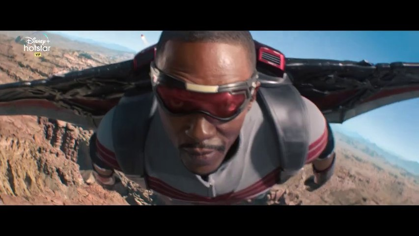 The Falcon and the Winter Soldier I Official Trailer I Telugu Dubbed