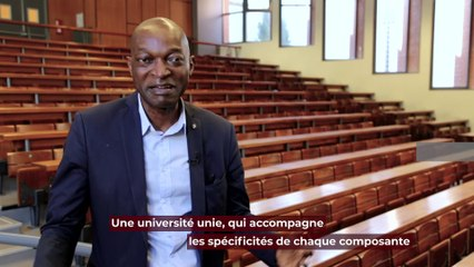 """[""""Comprendre pour entreprendre"""", #30] """"Les priorités du nouveau président d'UT Capitole"""" (Hugues Kenfack)"""