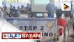 290 healthcare workers, nabakunahan na sa Agusan del Norte;  Halos 300 doses ng Coronavac, dinala sa Batanes sa pamamagitan ng Black Hawk Chopper