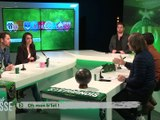 Direction Angers ! Analyse du calendrier des Verts; où en sont les finances du club ? Le coup de gueule des Amazones. - Club ASSE - TL7, Télévision loire 7