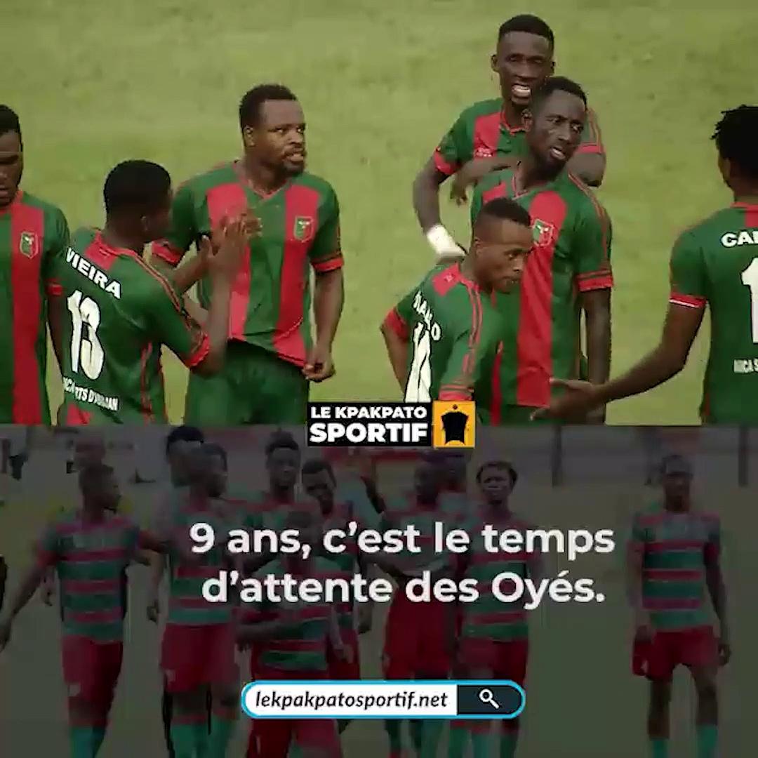 Africa Sports saison 2020 -2021
