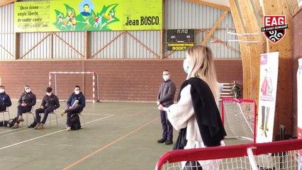 Inside : Louise Fleury et Faustine Robert rencontrent les jeunes de l'EPIDE de Coat an Doc'h