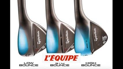 Les wedges Hi Toe en version Raw - Golf - Matériel