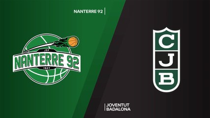 7Days EuroCup Highlights Top 16, Round 6: Nanterre 88-95 Joventut