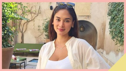 """WATCH: Pia Wurtzbach's Message for the 30s Pinay: """"Don't Rush"""""""