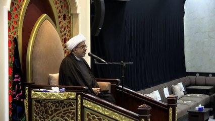 ذكرى استشهاد الإمام الكاظم (ع) 1442 هـ  سماحة الشيخ فوزي آل سيف  حسينية أمير المؤمنين ع