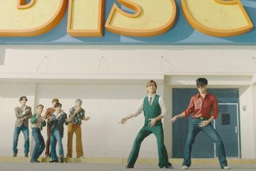 'Dynamite' BTS Jadi MV Grup K-Pop Tercepat yang Menyentuh 900 Juta Views