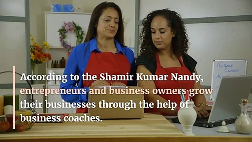 Shamir Kumar Nandy | Characterstics of Business Coach