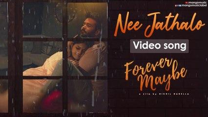 Forever Maybe Movie Songs   Nee Jathalo Video Song   Kalpika Ganesh   Naresh Agastya   Kamran   Mango Music