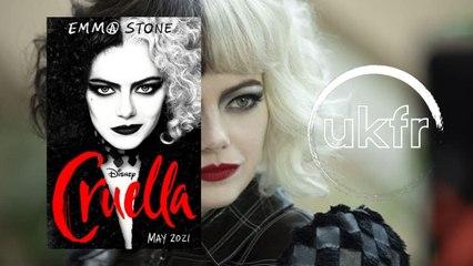 Cruella trailer (2021) starring Emma Stone